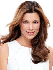 This one-piece volumizer adds coverage and volume to the crown and back of the head | Color: 6F27