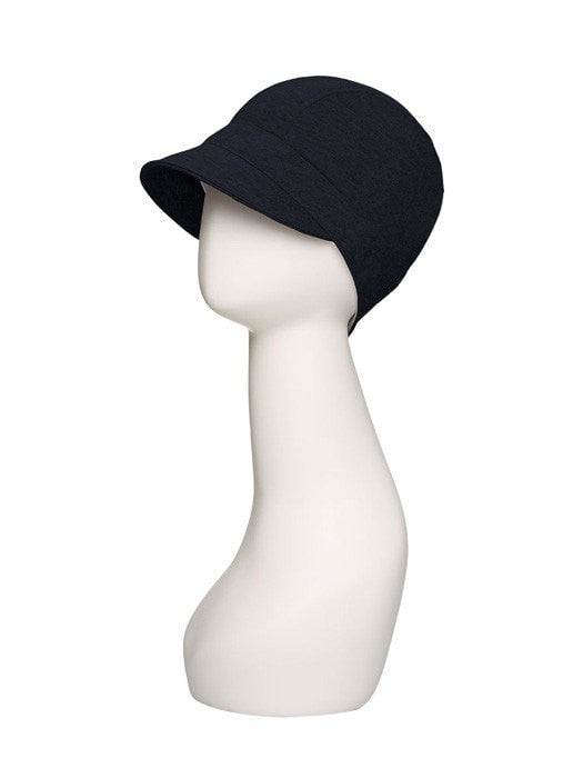 Fleece Newsboy Cap by Jon Renau | Color Black