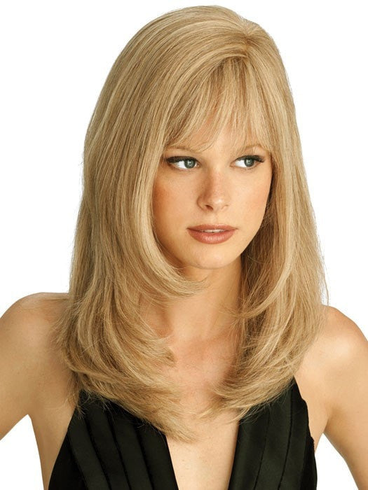 AMBER by Louis Ferre in 140/14 SPRING HONEY | Medium Blonde Blended with Light Brown Tones
