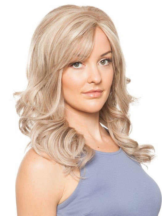 AMBER by Louis Ferre in 18/22 SUNNY BLONDE BROWN | Ash Blonde Blended with Sunny Blonde Tones