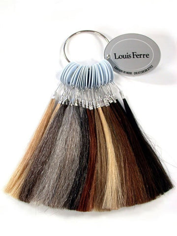 Human Hair Wig Color Ring by Louis Ferre
