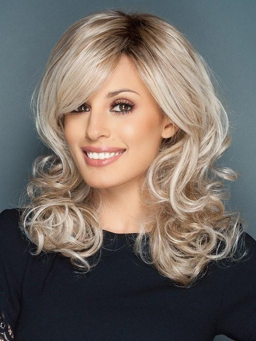 ALWAYS by Raquel Welch in RL19/23SS SHADED BISCUIT | Light Ash Blonde Evenly Blended with Cool Platimun Blonde