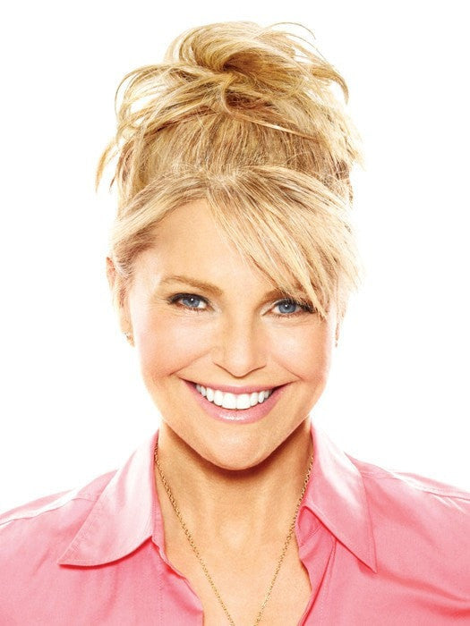 Natural Tone Hair Wrap by Christie Brinkley | Color: HT25