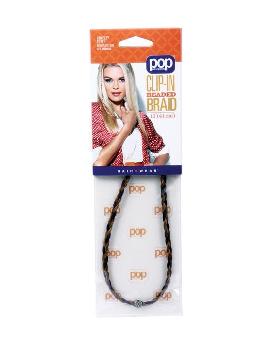 Clip-In Beaded Braid | Discontinued