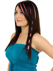 Bright Stripes Clip In Extensions | Discontinued