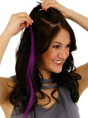 "16"" Clip In Color Blend Strip (1pc) 