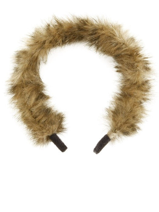 Faux Fur Headband | Discontinued