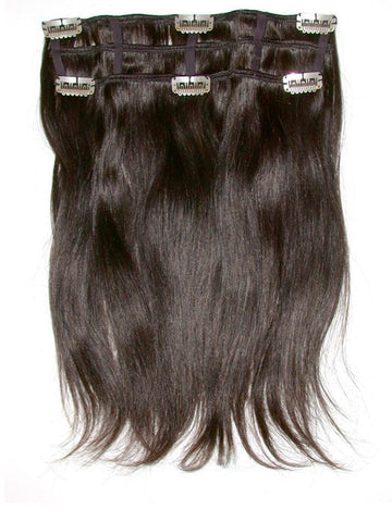 "16"" HH Clip In Extensions (2pc)"