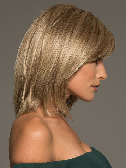 PREMIUM by GABOR in GL15-26 BUTTERED TOAST | Medium Blonde with Light Blonde Highlights