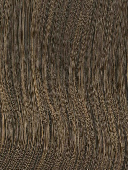 RL10/12 SUNLIT CHESTNUT | Light Chestnut Brown Evenly Blended with Light Brown