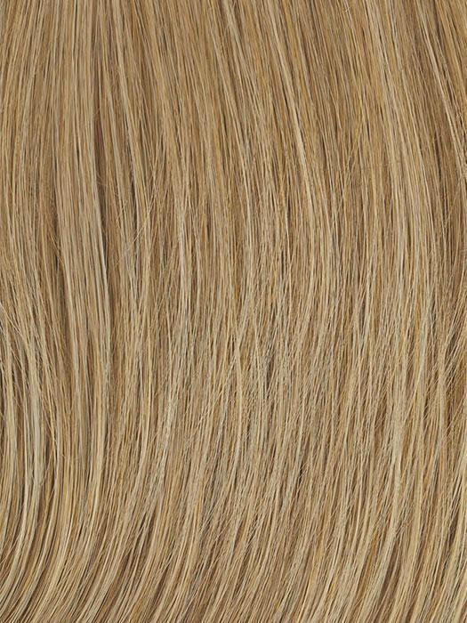 RL13/88 | Golden Pecan: Neutral Medium Blonde With Pale Honey Blonde Highlights