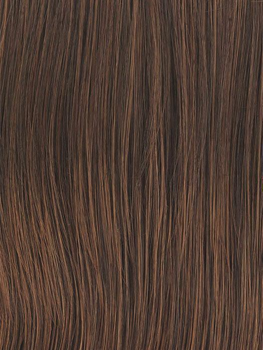 RL6/30 COPPER MAHOGANY | Medium Brown Evenly Blended with Medium Auburn