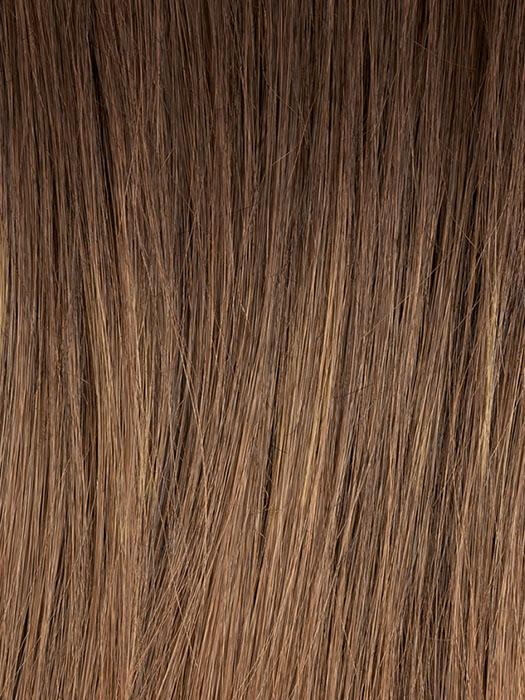 CHOCOLATE TIPPED 830.6 | Reddish Brown tipped with Chocolate Brown