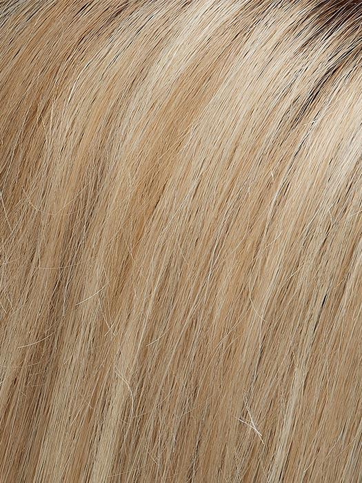 22F16S8 VENICE BLONDE | Light Ash Blonde & Light Natural Blonde Blend, Shaded with Medium Brown