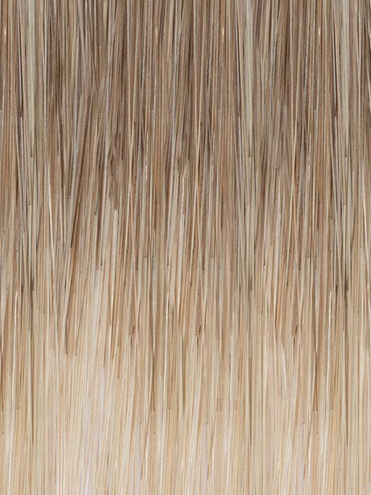 23/12 SUNBURST | Medium Ash Brown and Ash Blonde blended with Light tips