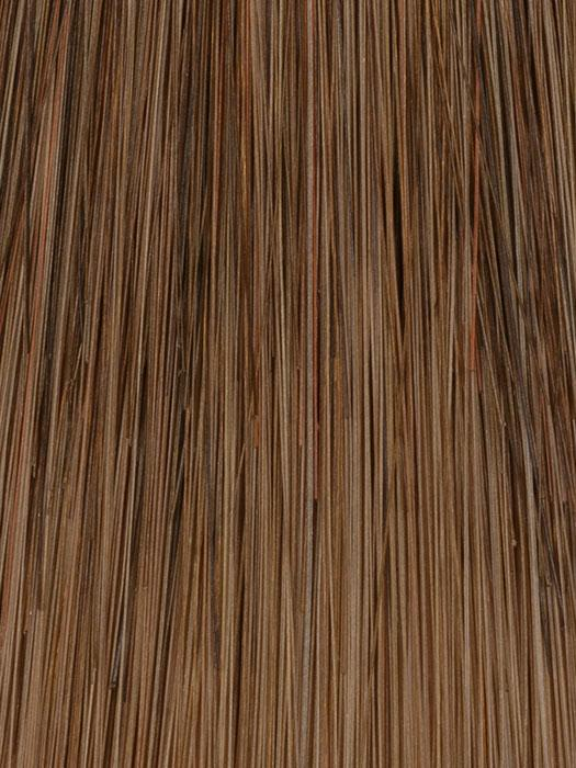 14/10 SPRING | Two-tone Medium Ash Brown blended throughout with lighter tips