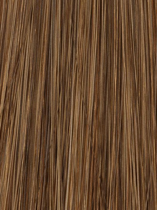 12 DARK BLONDE | Medium to Light Brown blended