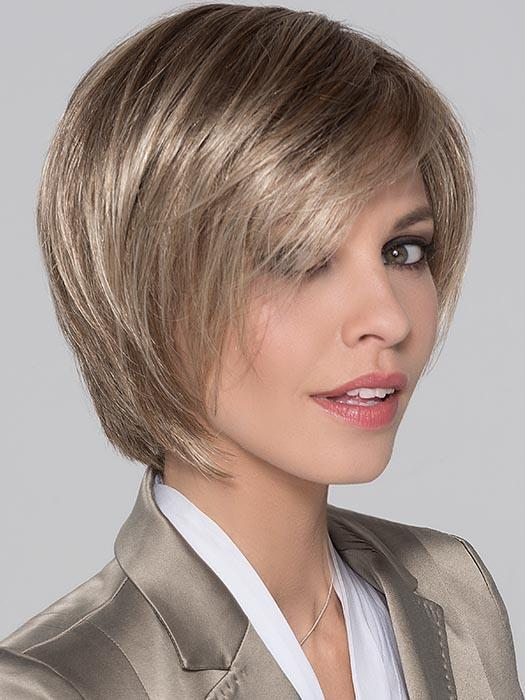 Shine Comfort Wig by Ellen Wille is a shorter length bob