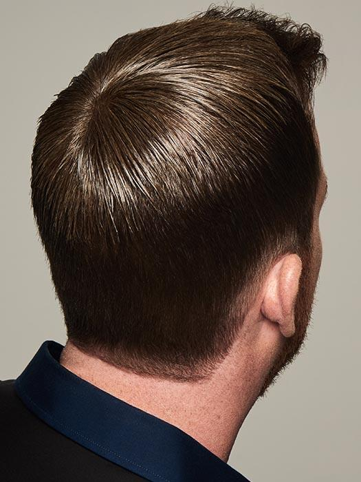 The perfect men's accessory to help fill in or conceal areas of sparseness at the top of the head