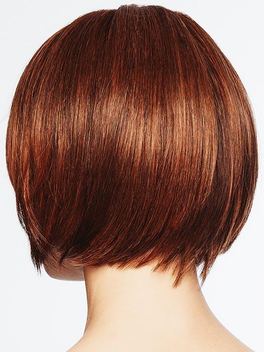 R3025S+ | Glazed Cinnamon - Medium Reddish Brown with Ginger Blonde highlights