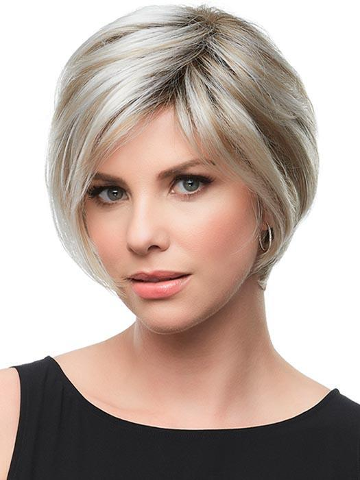 Cheating Blonde Short Hair