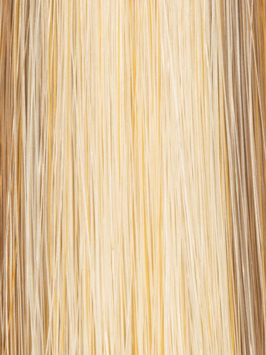 VELVET-CREAM | Medium Blonde with Light Blonde highlights