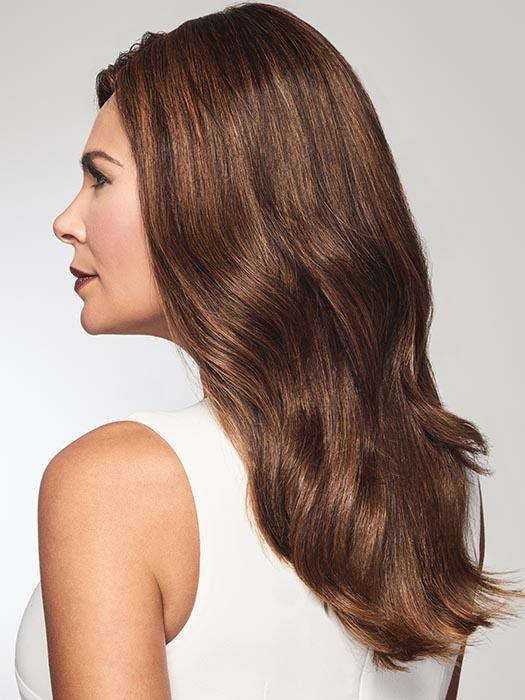 SPECIAL EFFECT by RAQUEL WELCH in R6/30H CHOCOLATE COPPER | Dark Medium Brown Evenly Blended with Medium Auburn Highlights