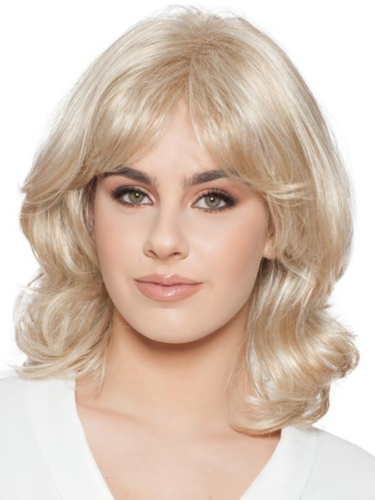 IRIS by WIG PRO in 14-88A | Honey Blonde blended with Neutral Blonde