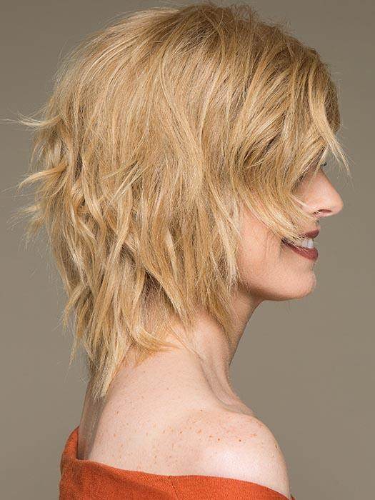 SOLE by ELLEN WILLE in CHAMPAGNE MIX | Light Beige Blonde, Medium Honey Blonde, and Platinum Blonde blend