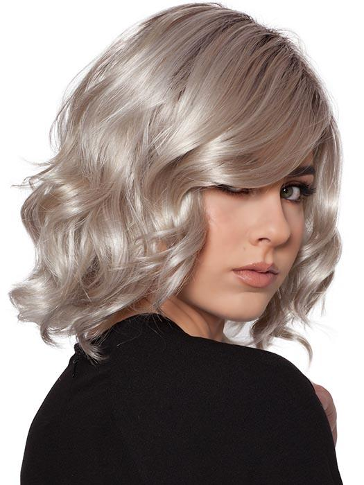 Kylie by Wig Pro is a modern take on a classic look with wavy soft curls