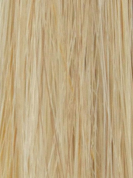 PRINCESS-IVORY | Light Creamy Blonde with Platinum Blonde highlights