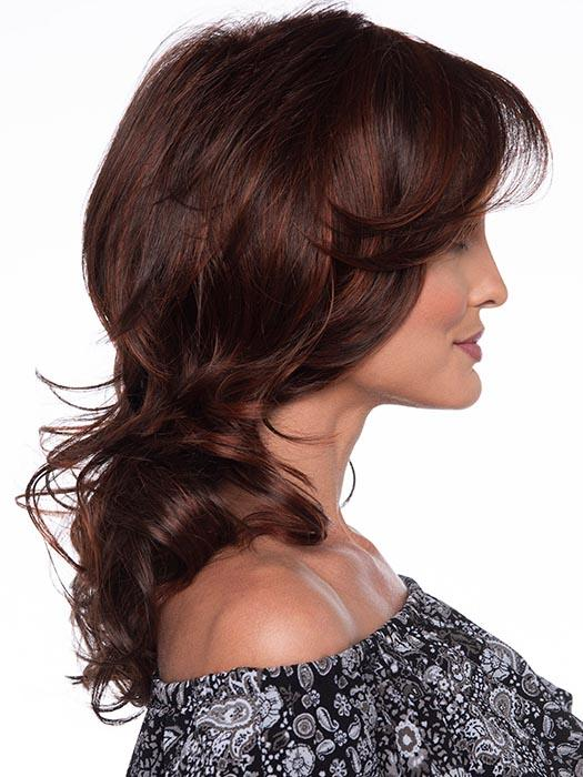 Selena | Human Hair/ Synthetic Blend Wig
