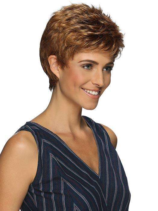 PETITE NANCY by ESTETICA in R30/28/26 | Medium Auburn/Light Auburn/Golden Blonde Blend