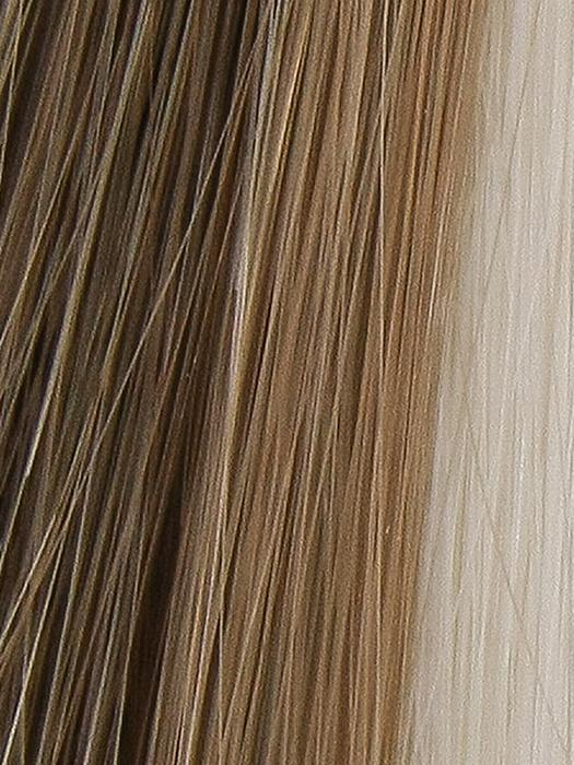 FROSTY-BLONDE-HL | Honey Blonde and Gold Blonde with Platinum Blonde highlights