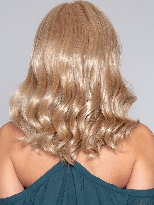 CLAIR by JON RENAU in 24B22 | Light Gold Blonde and Light Ash Blonde Blend