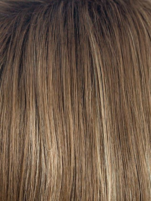 HONEY-WHEAT | Light Brown Base with Honey Blonde Highlights