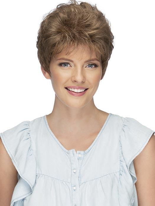 JORDAN by ESTETICA in R12/26H | Light Brown w/Golden Blonde Highlights on Top