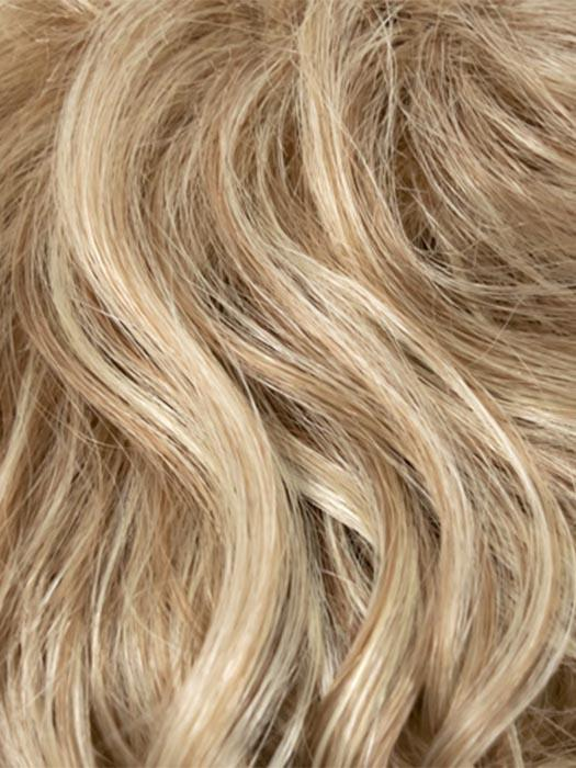 14-88A | Honey Blonde blended with Neutral Blonde