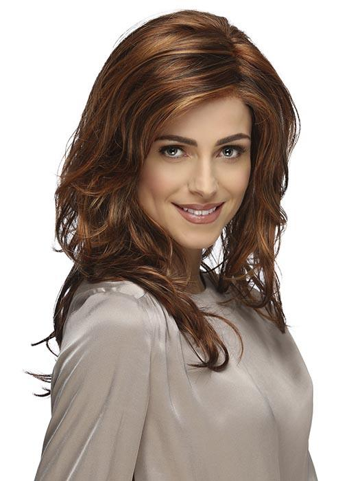 EDEN by ESTETICA in R133/24H | Auburn Bright Red With Pale Golden Blonde Highlights