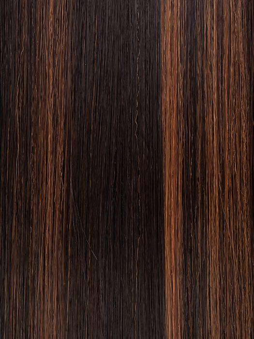 FS1B/30 | 80% Off Black with 20% Copper Blonde Frost