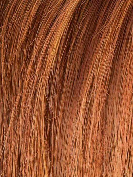 SAFRAN BROWN ROOTED 29.28.33 | Medium Auburn, copper Red and light auburn blend with Med Auburn Roots