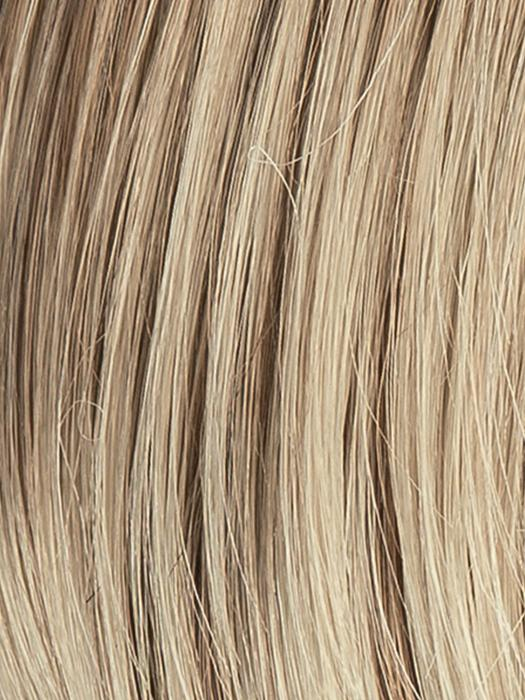 SAND-MULTI-ROOTED 14.26.12 | Lightest Brown and Medium Ash Blonde blend with Light Brown Roots