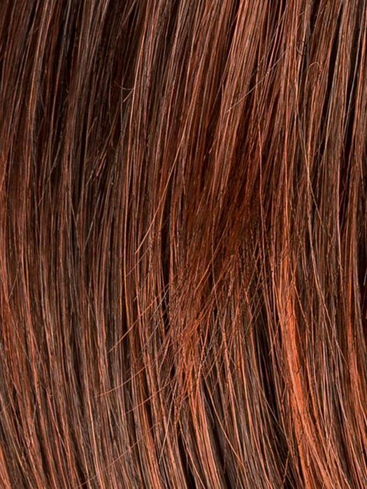 AUBURN MIX 130.33.4 | Dark Auburn, Bright Copper Red, and Warm Medium Brown Blend