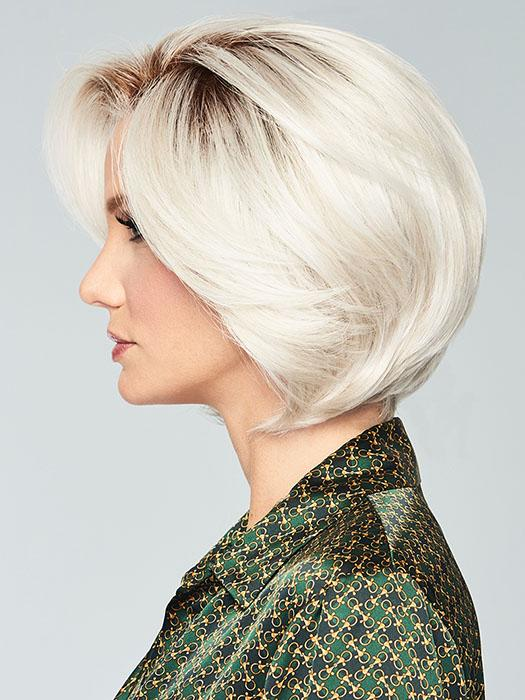 Beautifully tapered lengths make this a light, timeless classic
