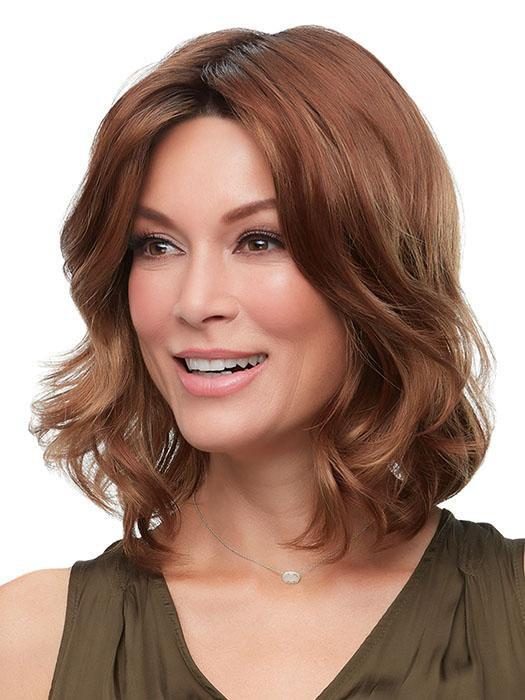 Fierce layers and playful waves, this style embodies sugar-and-spice verve