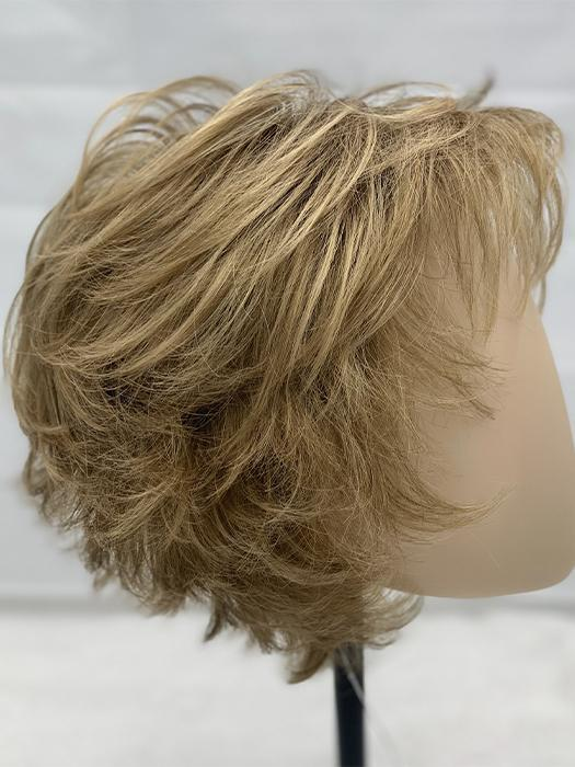 WING by ELLEN WILLE in SAND MIX | Light Brown, Medium Honey Blonde, and Light Golden Blonde blend