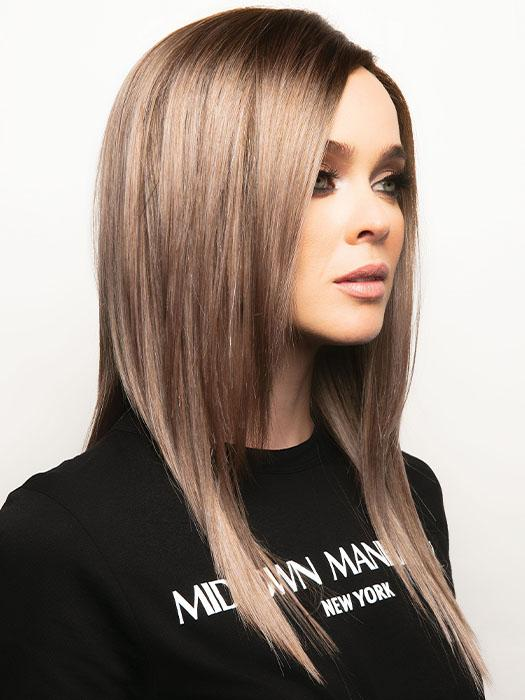 Silky smooth, straight layers