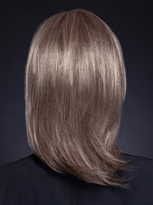 1020 BUTTER WALNUT | Light Brown Base with Blonde Highlights in the front and on top