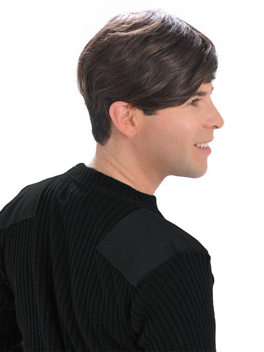 Men's System by Wig Pro in 4 Dark Brown