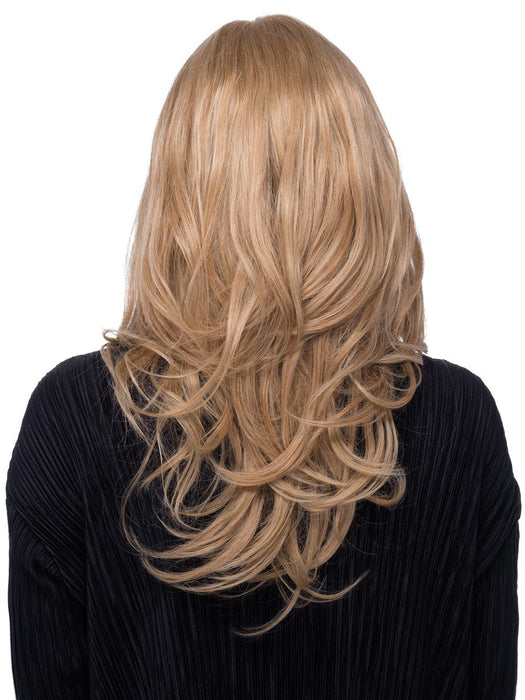 R24/18 | Golden Blonde Blended with Ash Blonde
